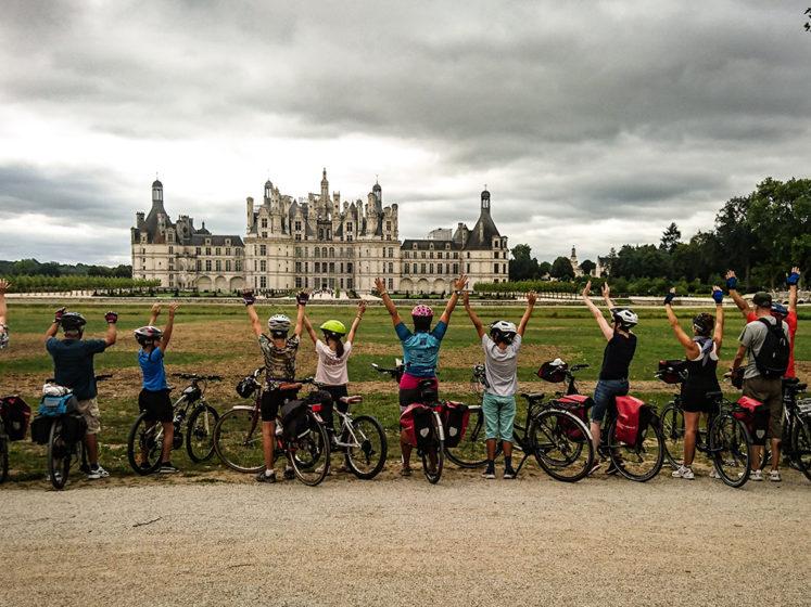 In bici tra i Castelli della Loira Speciale Famiglie