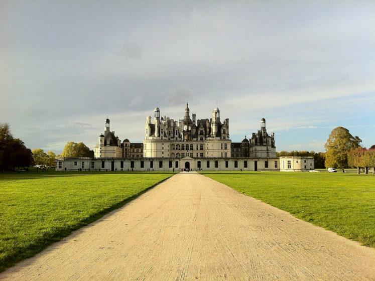 In bici tra i Castelli della Loira da Blois a Tours