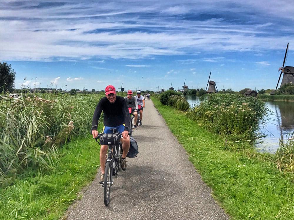 Da Londra ad Amsterdam in bicicletta